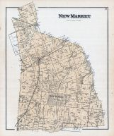 New Market Township, Highland County 1887
